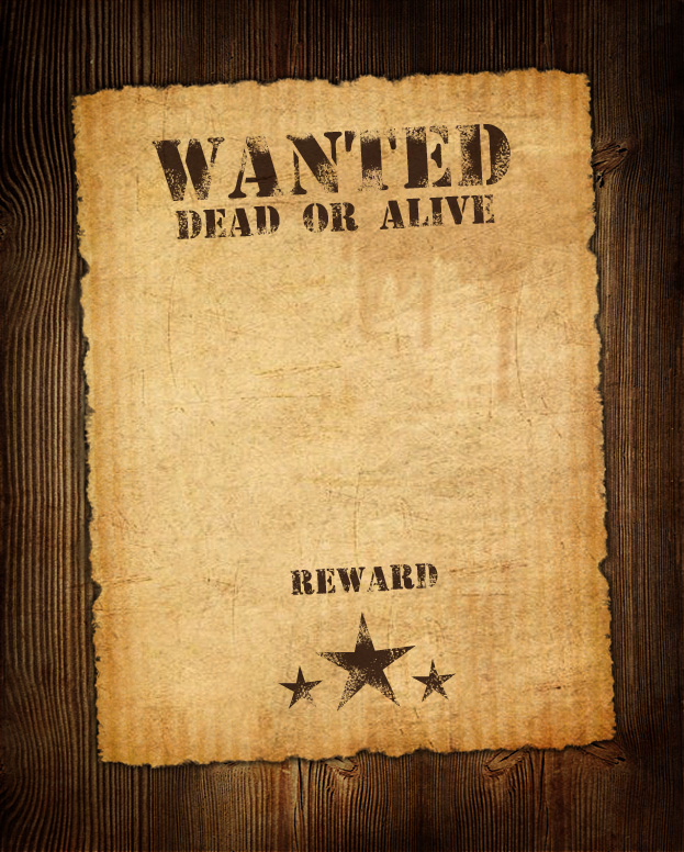 Create A Western Wanted Poster In Photoshop