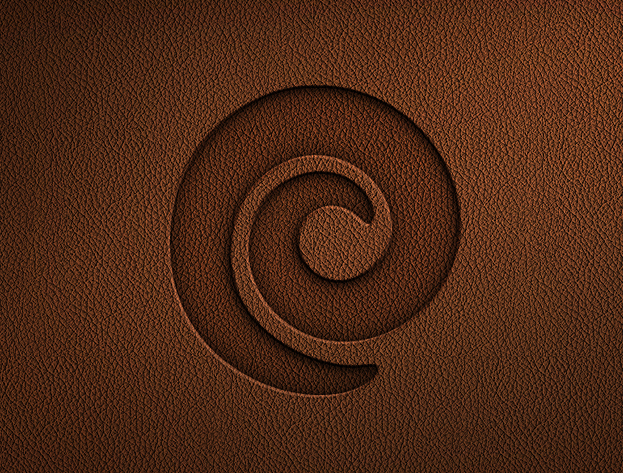 How to Create a Realistic Pressed Leather Effect in Photoshop