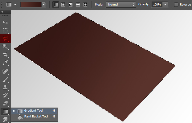 how to add a shadow in photoshop to a shape